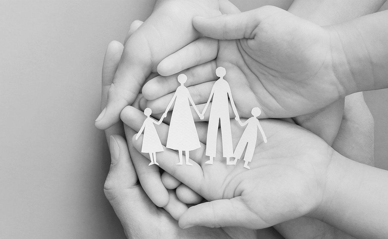 Karin Ohrner - Ohrnerisation - geborgene Familie