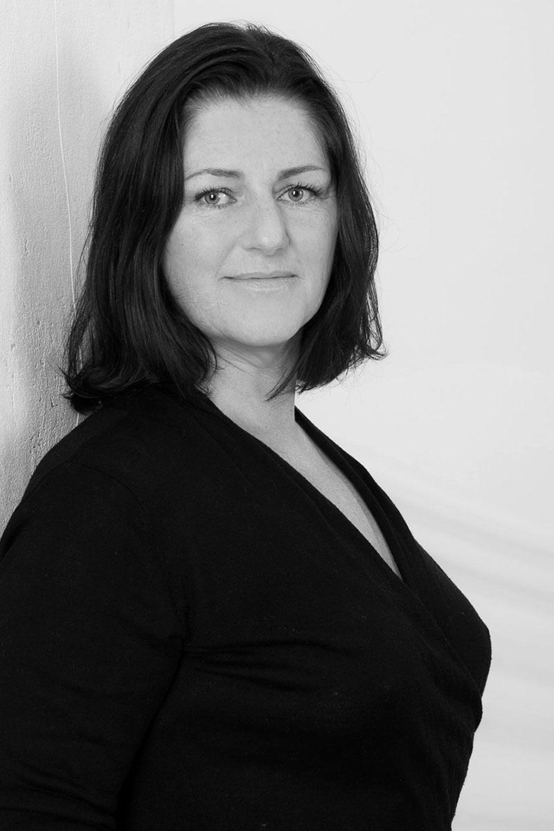 Karin Ohrner lächelnd